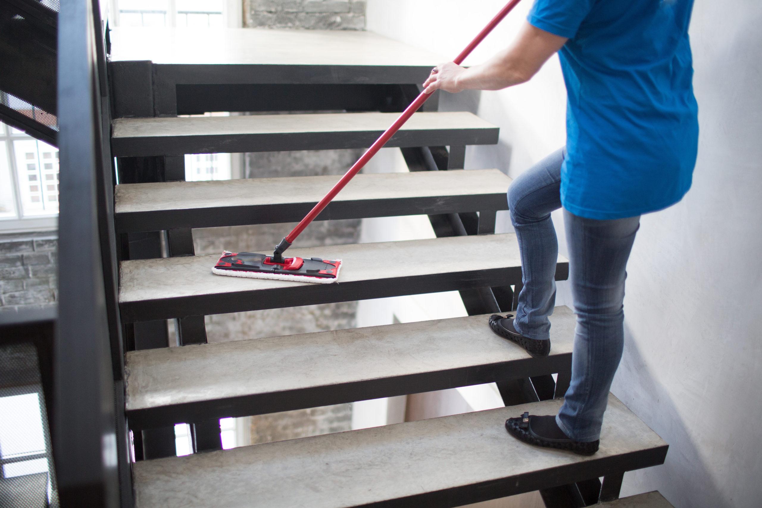 Service de nettoyage et d'entretien
